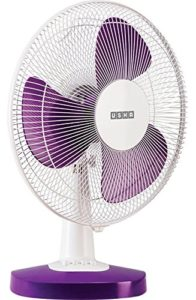 usha table fan high speed